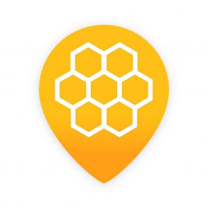 Logo SciaMap con sfondo
